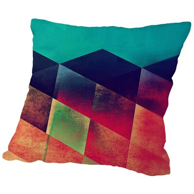Styp 3 Throw Pillow Size: 18