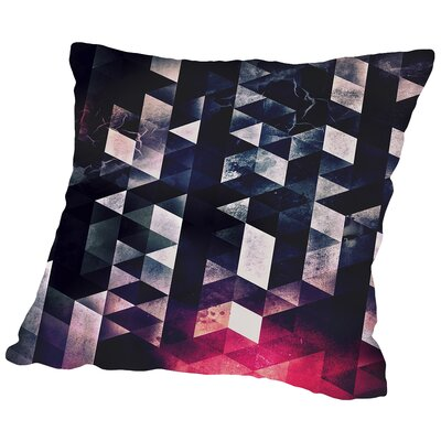 Vyktyry Yvvr Dyyth Throw Pillow Size: 16 H x 16 W x 2 D