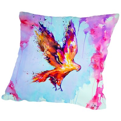 Hyperion Throw Pillow Size: 18 H x 18 W x 2 D