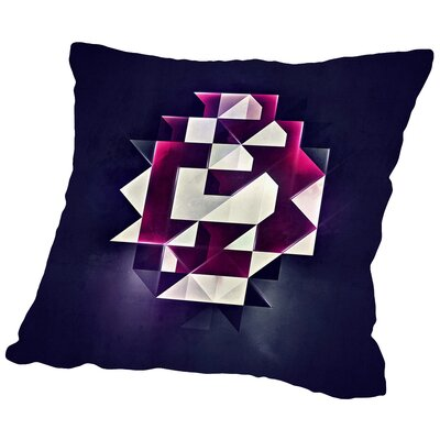 Ryby Pyndynt Throw Pillow Size: 14 H x 14 W x 2 D