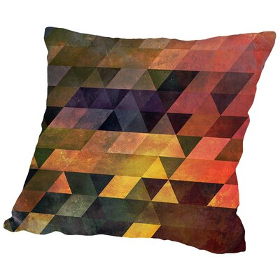 Chyynxxys Throw Pillow Size: 16 H x 16 W x 2 D