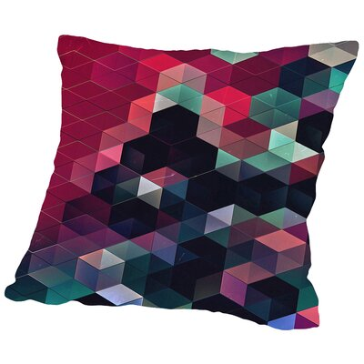 Syngwyn Rylyxxn Throw Pillow Size: 18 H x 18 W x 2 D