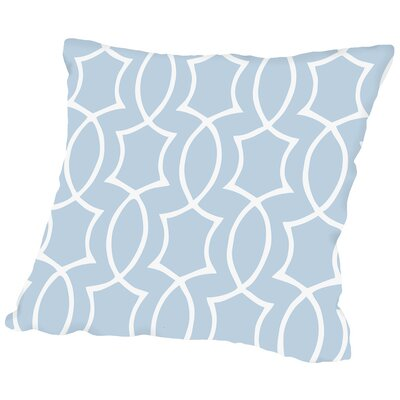 Festival Throw Pillow Size: 16 H x 16 W x 2 D