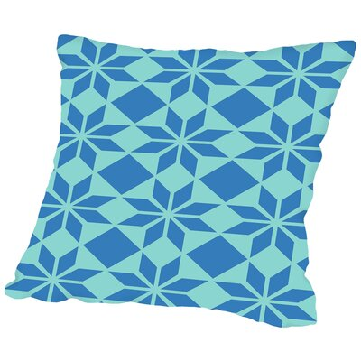Stardust Throw Pillow Size: 14 H x 14 W x 2 D