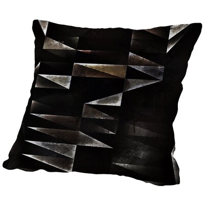 Hyr Throw Pillow Size: 18 H x 18 W x 2 D