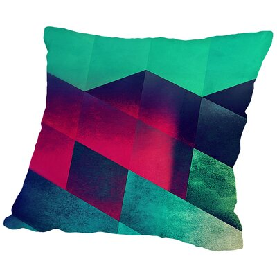 Styp 1 Throw Pillow Size: 18 H x 18 W x 2 D