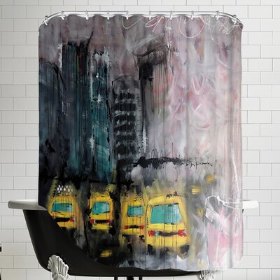 Urbanit De Marie Shower Curtain