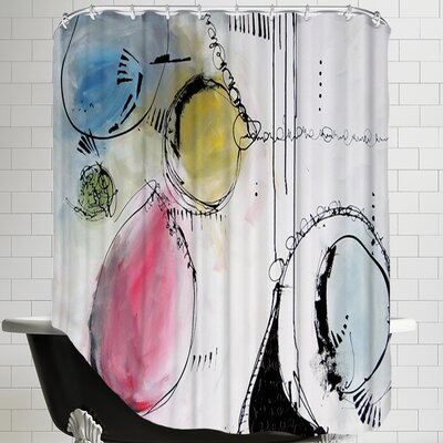Motus 7 Shower Curtain