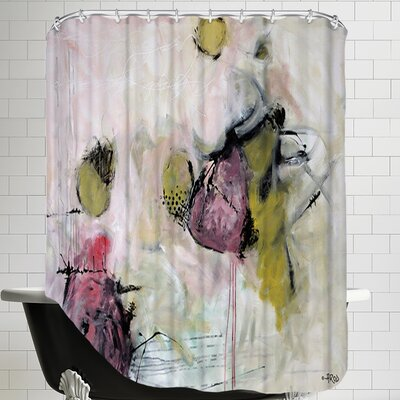 Crazy Thing Shower Curtain