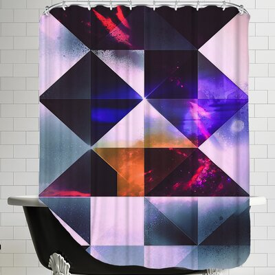 Whyte Rybbyt Shower Curtain