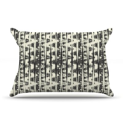 Abstract by Amanda Lane Cotton Pillow Sham