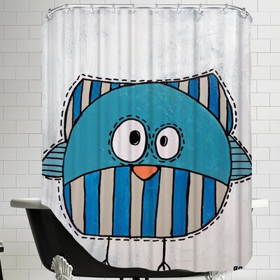 Birdk 2 Shower Curtain
