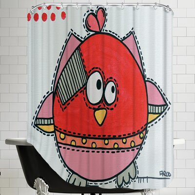Birdz 1 Shower Curtain