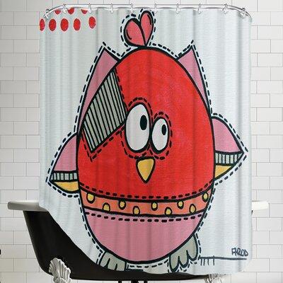 Birdz 1 Shower Curtain