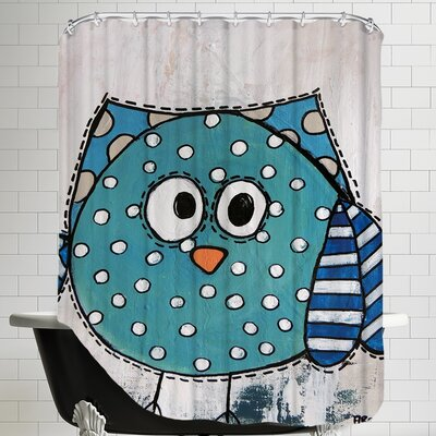 Birdz Shower Curtain