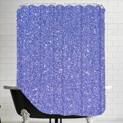 Sparkly Shower Curtain