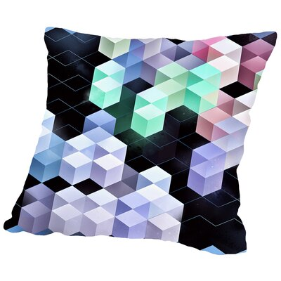 Blyckmynt Throw Pillow Size: 20 H x 20 W x 2 D