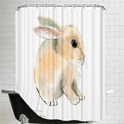 Bunny Shower Curtain