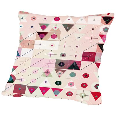 Byrryyrs Throw Pillow Size: 18 H x 18 W x 2 D