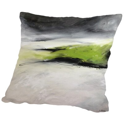 Abdikation 192 Throw Pillow Size: 18 H x 18 W x 2 D