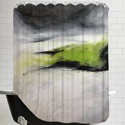 Abdikation 192 Shower Curtain