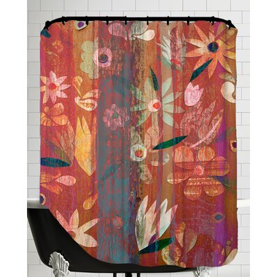 16A23 Blend Shower Curtain
