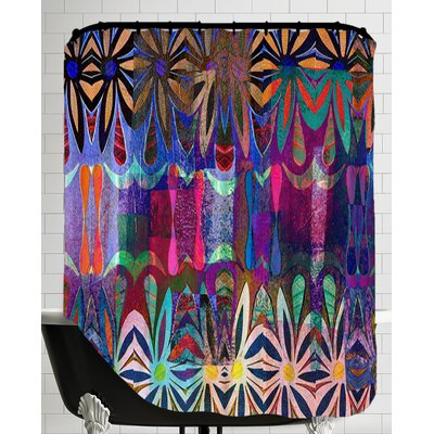 16A24 Blend Shower Curtain