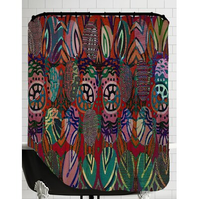 16B01 Blend Shower Curtain