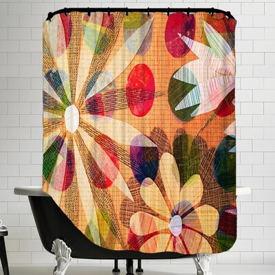16B16 Blend Shower Curtain