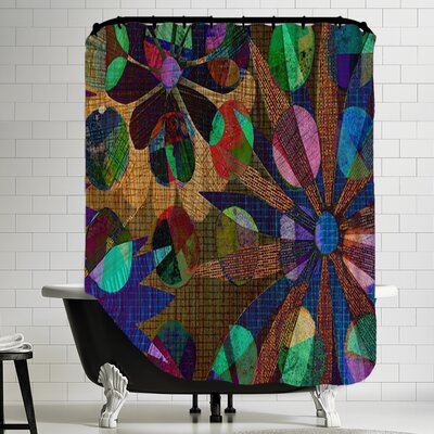 16B17 Blend Shower Curtain