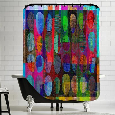 16B21 Blend Shower Curtain
