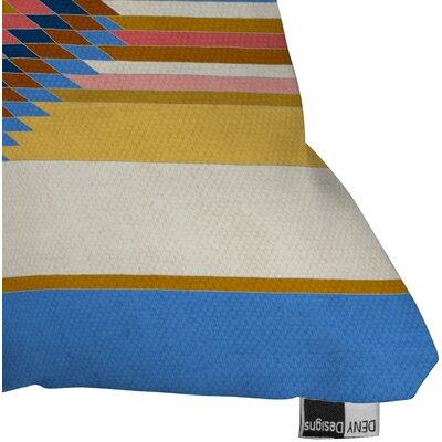 Bianca Green Throw Pillow Size: 20 H x 20 W x 6 D