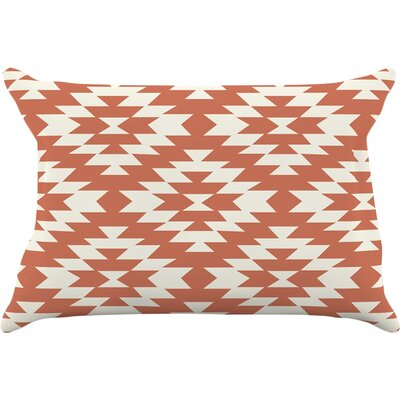 Southwestern Toasted Coral by Amanda Lane Featherweight Pillow Sham