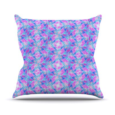 Seeing Stars Throw Pillow Size: 18 H x 18 W x 3 D
