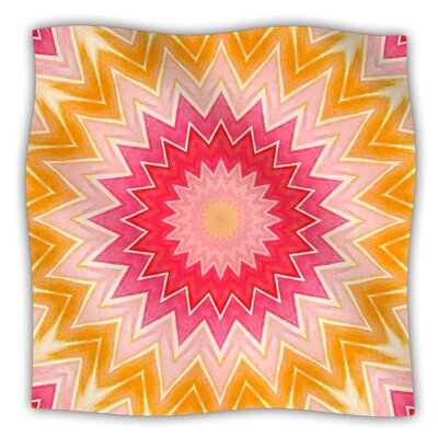 Fleece Throw Blanket Size: 80 L x 60 W