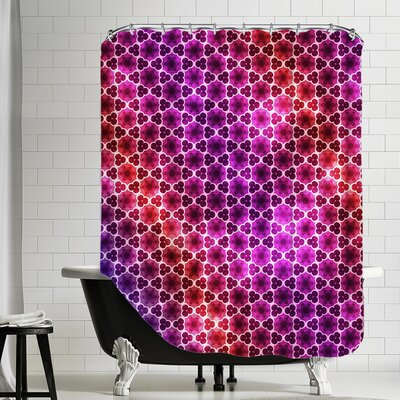 Colors of Work Shower Curtain