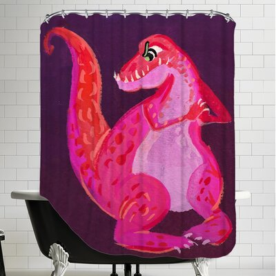 Dinodan Shower Curtain