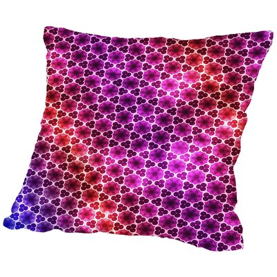 Colors of Work Throw Pillow Size: 14 H x 14 W x 2 D