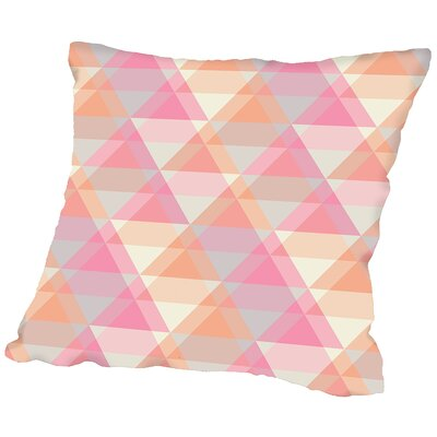 Fine Artwork Throw Pillow Size: 18 H x 18 W x 2 D