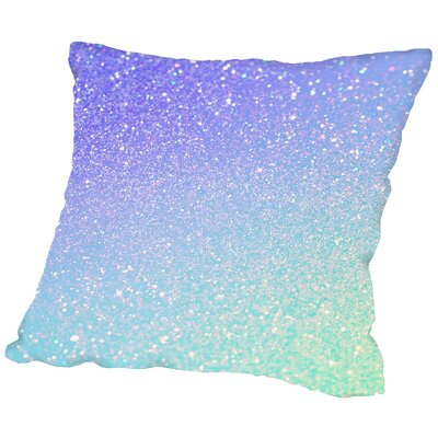 Glamour Indoor Throw Pillow Size: 18 H x 18 W x 2 D