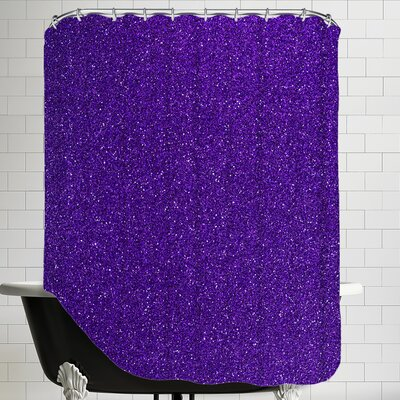 Sparkley Shower Curtain