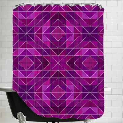 Symbol Shower Curtain
