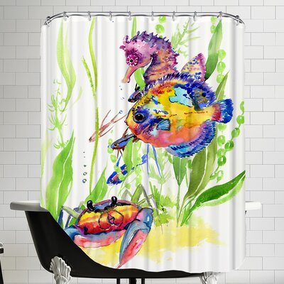 Seaworld Shower Curtain
