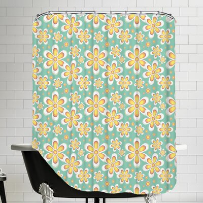 Seamless Shower Curtain