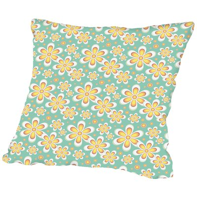 Seamless Throw Pillow Size: 18 H x 18 W x 2 D