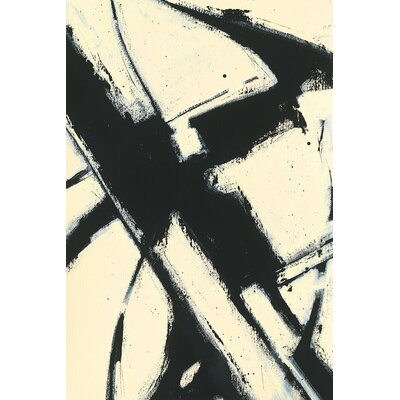 'Expression Abstract I' Print