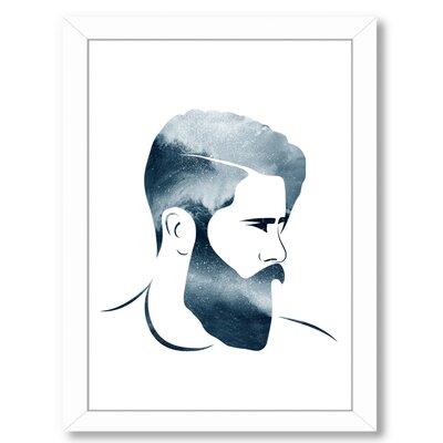 Man B Framed Graphic Art ESHM7650 34332137