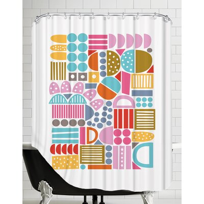 Jigsaw Shower Curtain