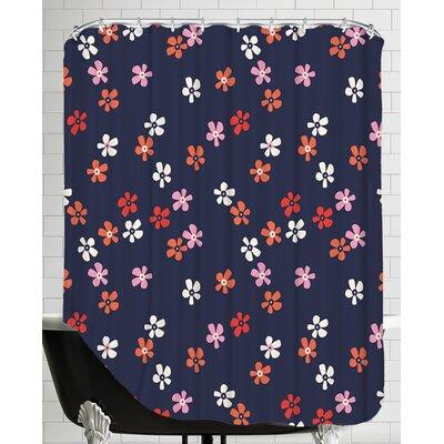 Flower Child3 Shower Curtain