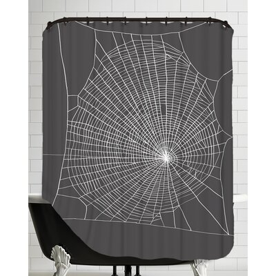 Spiderweb2 Shower Curtain